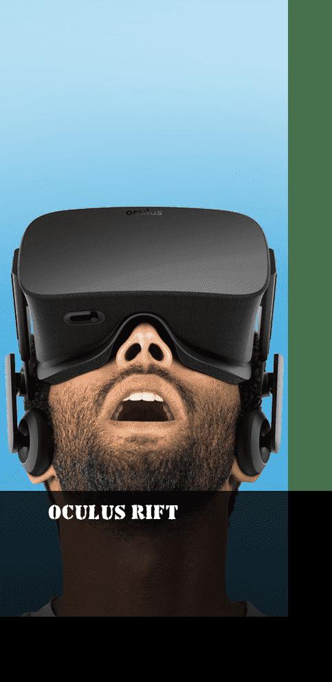 Разработка под oculus rift
