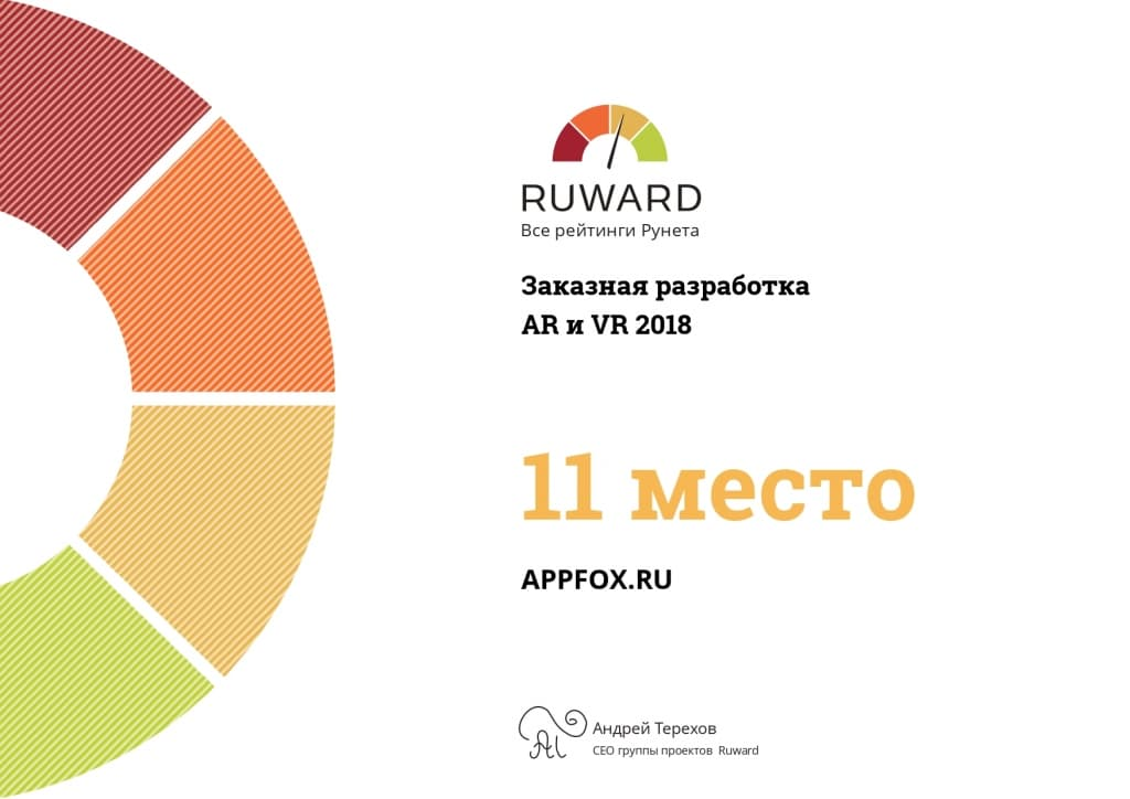 11 место Ruward